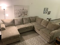 Sectional Sofa with Sleeper Charlotte, 28205