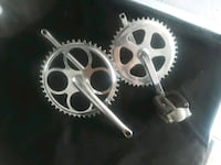 1966/1972 schwinn stingray cranks  Bakersfield, 93307