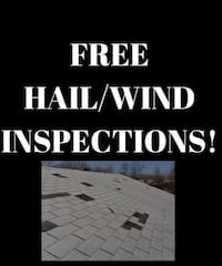 Wind and Hail Inspections - We Social distance Glenview