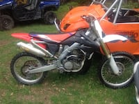2004 Honda CRF250r dirt bike Woodbridge, 22193