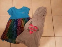 women's three assorted clothes 1469 mi