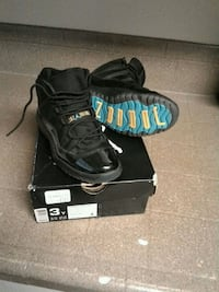 pair of black Nike Air Foamposite shoes with box Corpus Christi, 78412