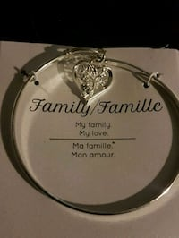 Family tree bangle . Whitby, L1N 8X2