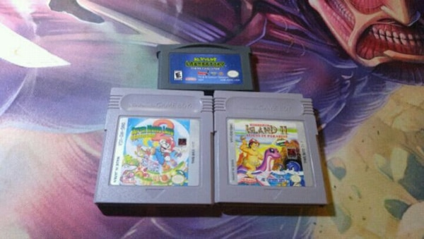 Game boy and game boy advance game!