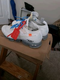 SZ. 8.5 OFF-WHITE Vapormax  Owings Mills, 21117