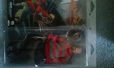 Freddy Crouger Nightmare action figure set