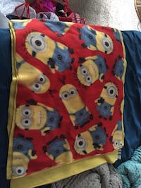 Minion fabric 2ft by 4ft  Plattsmouth, 68048