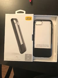 Brand New iPhone 7/8 Otterbox Statement Series Leather