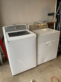 Kenmore HE Washer & Dryer Westminster
