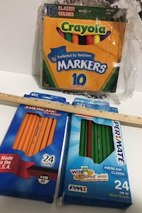 Pencils 2 pks Ruler and Crayola Alexandria, 22303