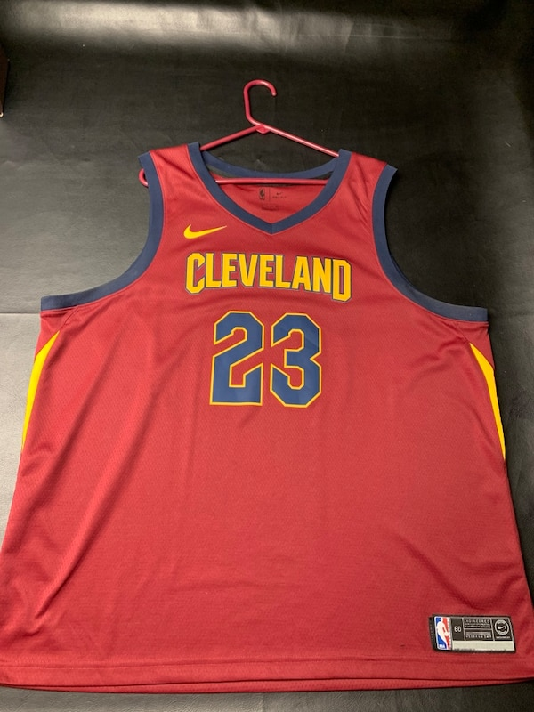 reputable site 55455 8bb31 Lebron James Cleveland Cavaliers Jersey
