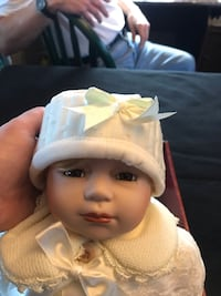 baby doll wearing white dress Hope Mills, 28348