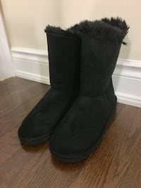 Black Boots - New Size 9 Vaughan, L4H 3R4