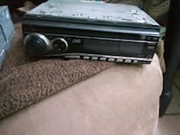 JVC stereo with auxiliary