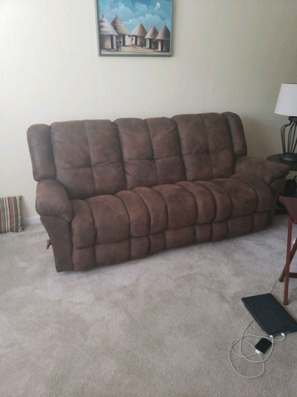Lazy boy Sofa and Recliner