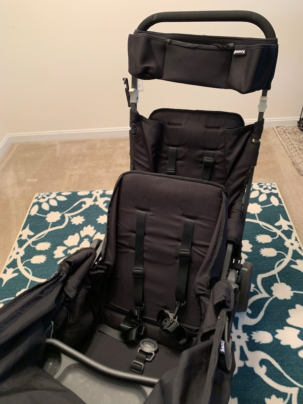 Joovy ultralight double stroller  1