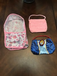 Toddler girls purses/ baby bag lot FREE New Holland, 17557