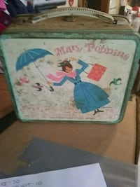 Vintage Mary Poppins lunchbox Warner Robins, 31093