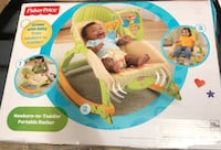 Fisher - Price Newborn to Toddler Portable Baby Rocker Chair Tracy, 95304