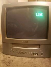 tv/VCR combo