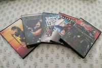 DC superheroes DVD collection very good condition New Milford, 06776