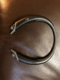 black and gray bluetooth neckband Capitol Heights, 20743