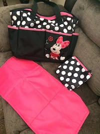 Girl Minnie Mouse diaper bag Springfield, 22150