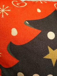"Brand New ""christmas tree"" pillow Rocky Point"