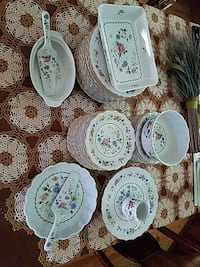 Fine China, Spring Night Pattern Albany, 12205