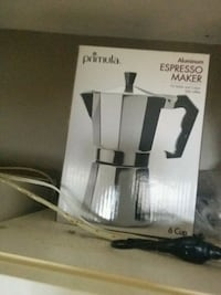 Brand New Espresso Kettle in box Ottawa, K2S 0E5