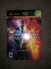 Xbox Dead or Alive Ultimate Double Disc Game Columbus, 43204