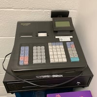 black and red cash register Dale City