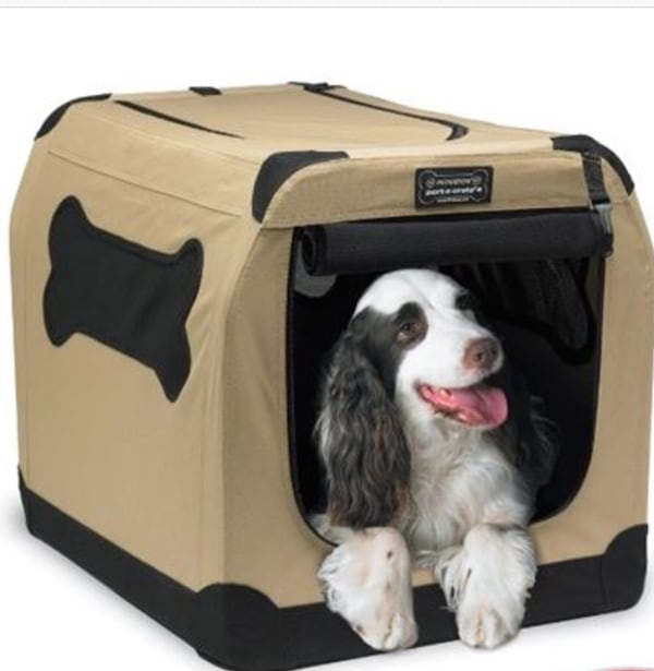 NEW Soft but rugged dog carrier- $98 NOW REDUCED TO $80!!! e88d566a-7168-4d75-b636-7b79cb5d51b6