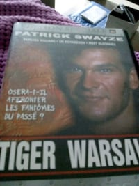Tiger Varsovie DVD affaire Sartrouville, 78500