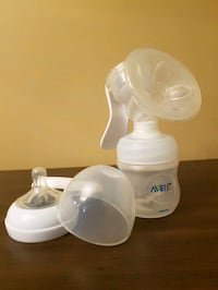 Philips AVENT Manual Breast Pump Kitchener, N2E 3T7