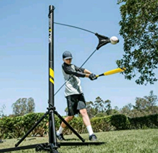 Portable Baseball Trainer for Players Ages 7+