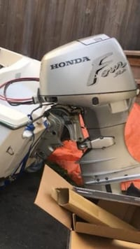 Honda 45 for parts 3722 km