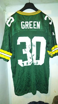 NFL Green Bay Packers | Ahman Green Jersey