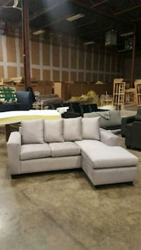 Donna sectional Canadian made (brand new in box) Calgary, T2A 7R1