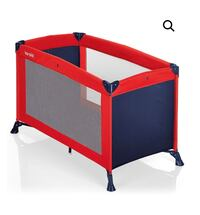 Travel Cot with mattress (Brevi) 29 km