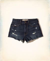 Ny Hollister shorts i str. M Drammen, 3015