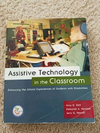 Assistive Technology in the Classroom (1st ed)