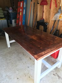 Hardwood Kitchen Table Lovettsville