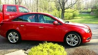 2014 Chevrolet Cruze Wheels