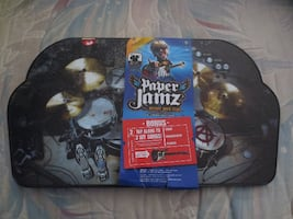 Brand New Paper Jamz Instant Rock Star Drum Series 2 by WowWee