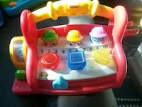 Fisher price musical toy