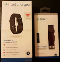 Fitbit Charge 2 and extra wristband size small McLean, 22101