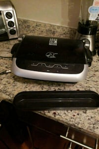 George foreman grill with accessories  Hanover, 21076