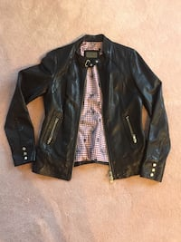 Authentic Mackage Leather Jacket , T8T 0T7