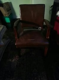 1932 Leather antique chair San Jose, 95126